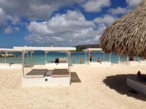 Jan Thiel Baai: het mooie strand